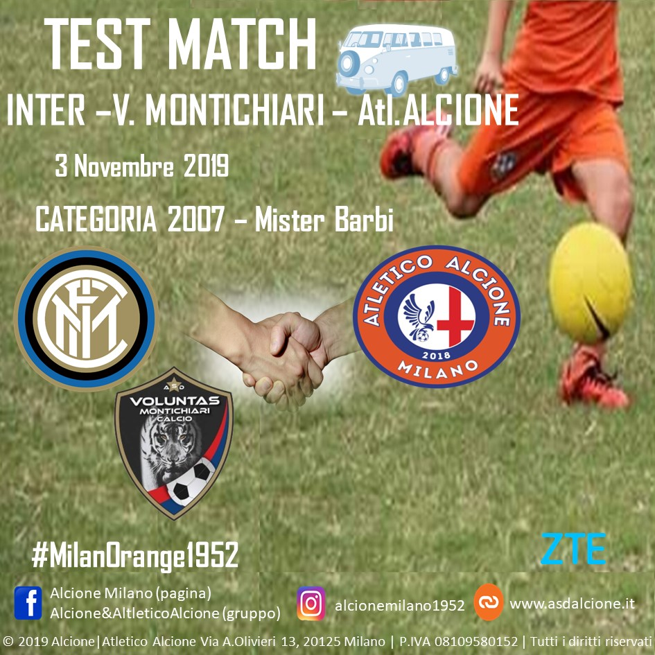 Test Match Inter trasferta 3 Novembre 2019 v2